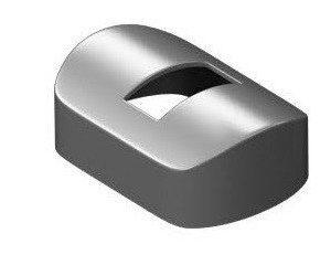 Корпус алюминиевый верхний Barrier N
