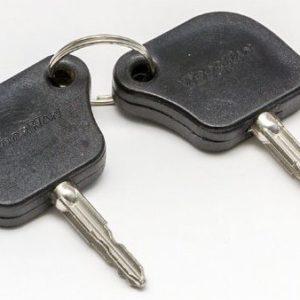Ключ замка крышки корпуса Barrier N