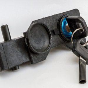 Рычаг расцепителя с замком (SL-800) DHSL115