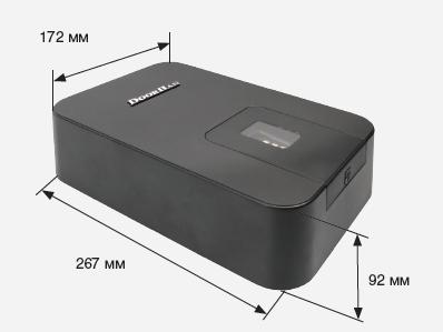 Привод SECTIONAL-1200, S=16 кв.м