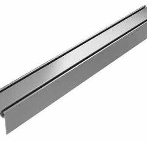 Верхний и нижний алюминиевый профиль 80041/M